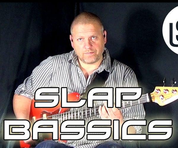Slap Bassics by Scott Whitley Lesson 1 - Slap Bass Overview