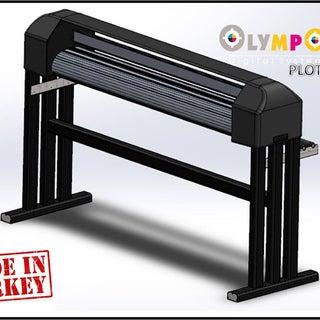 olympos lx7 plotter zu verkaufen- fespa 2015 germany.jpg