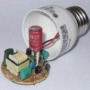 3W led screw-in light bulb