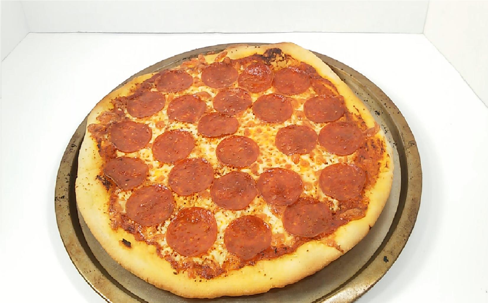 Como Hacer Pizza Receta Facil