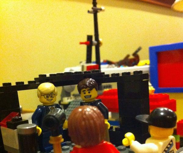 Lego Wipeout