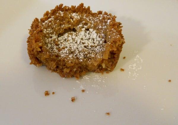 Milk Caramel Mini Pies (aka Mini Crack Pies)