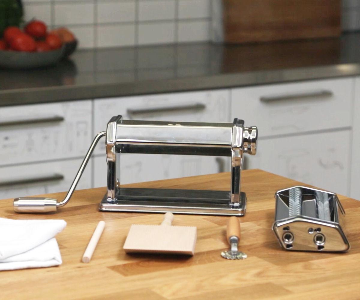 Ingredients & Tools
