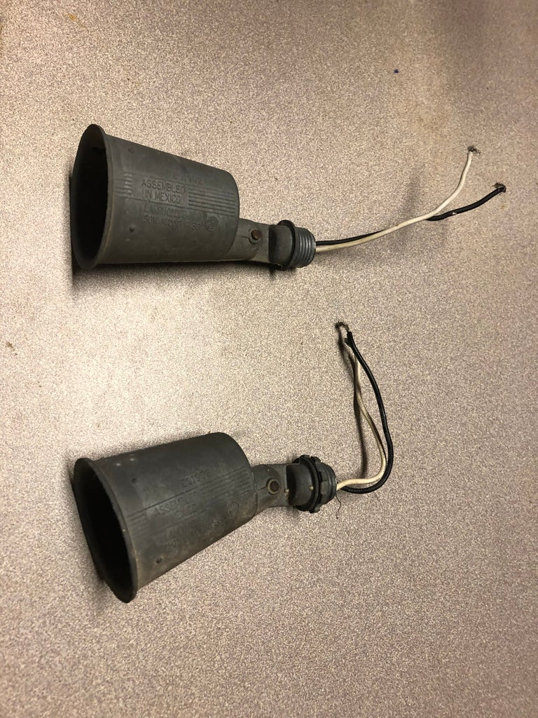 Dismantle the Old Light Fixture