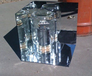 Square Foot Solar Cooker for Bread and As an Assist.