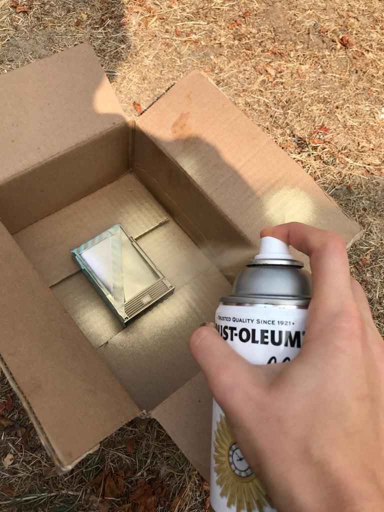 Spray Paint (optional)