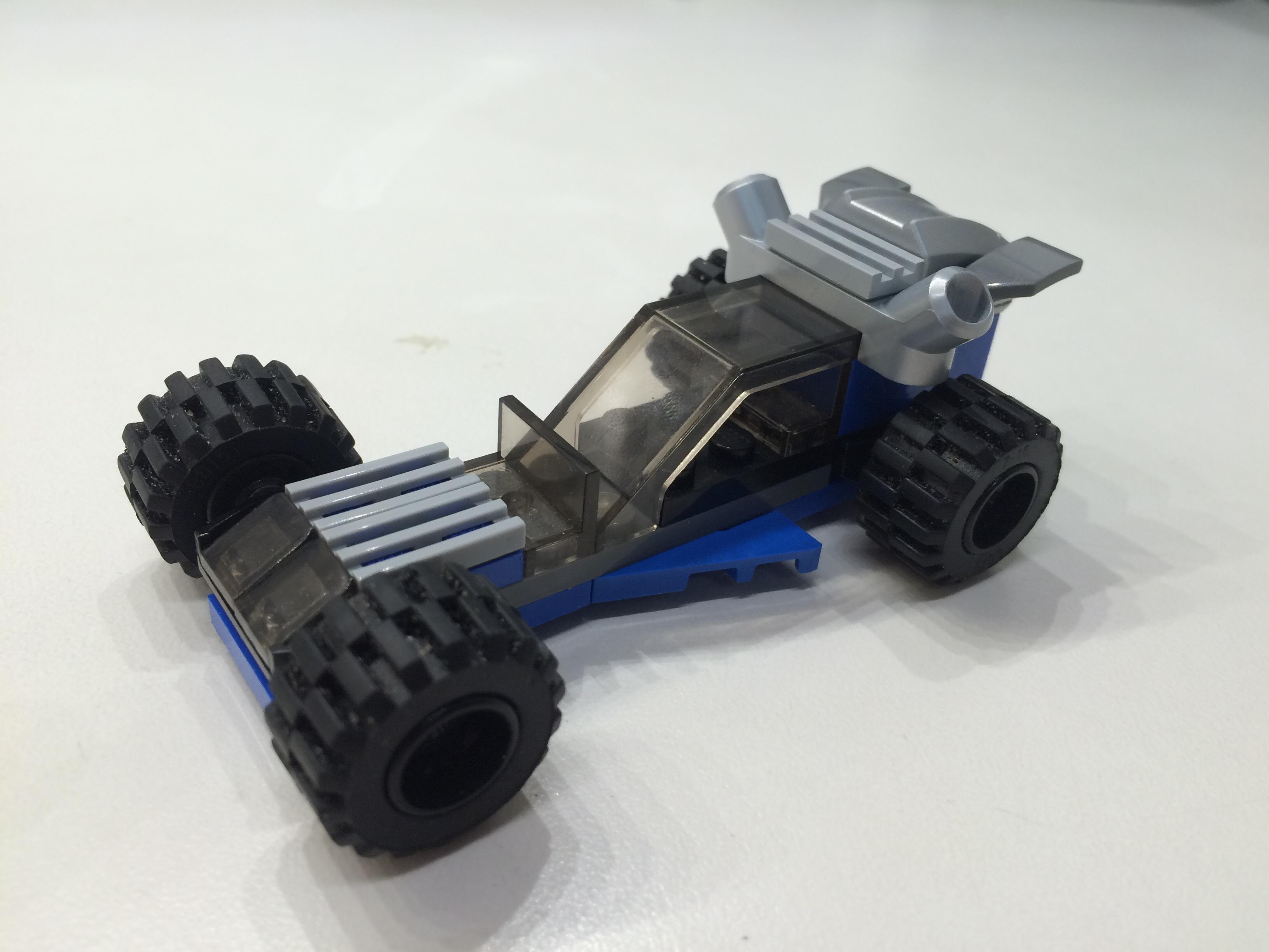 Lego Low Racer