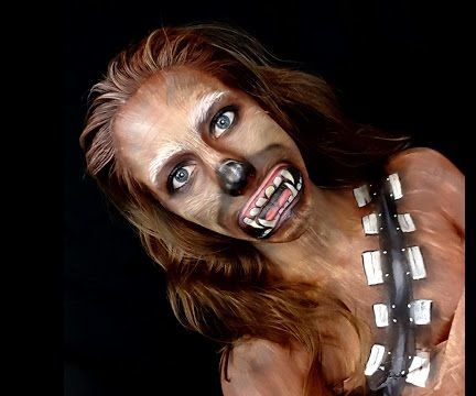 How to Look Like Chewbacca