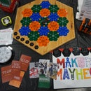 Maker Mayhem: a Hackerspace Board Game
