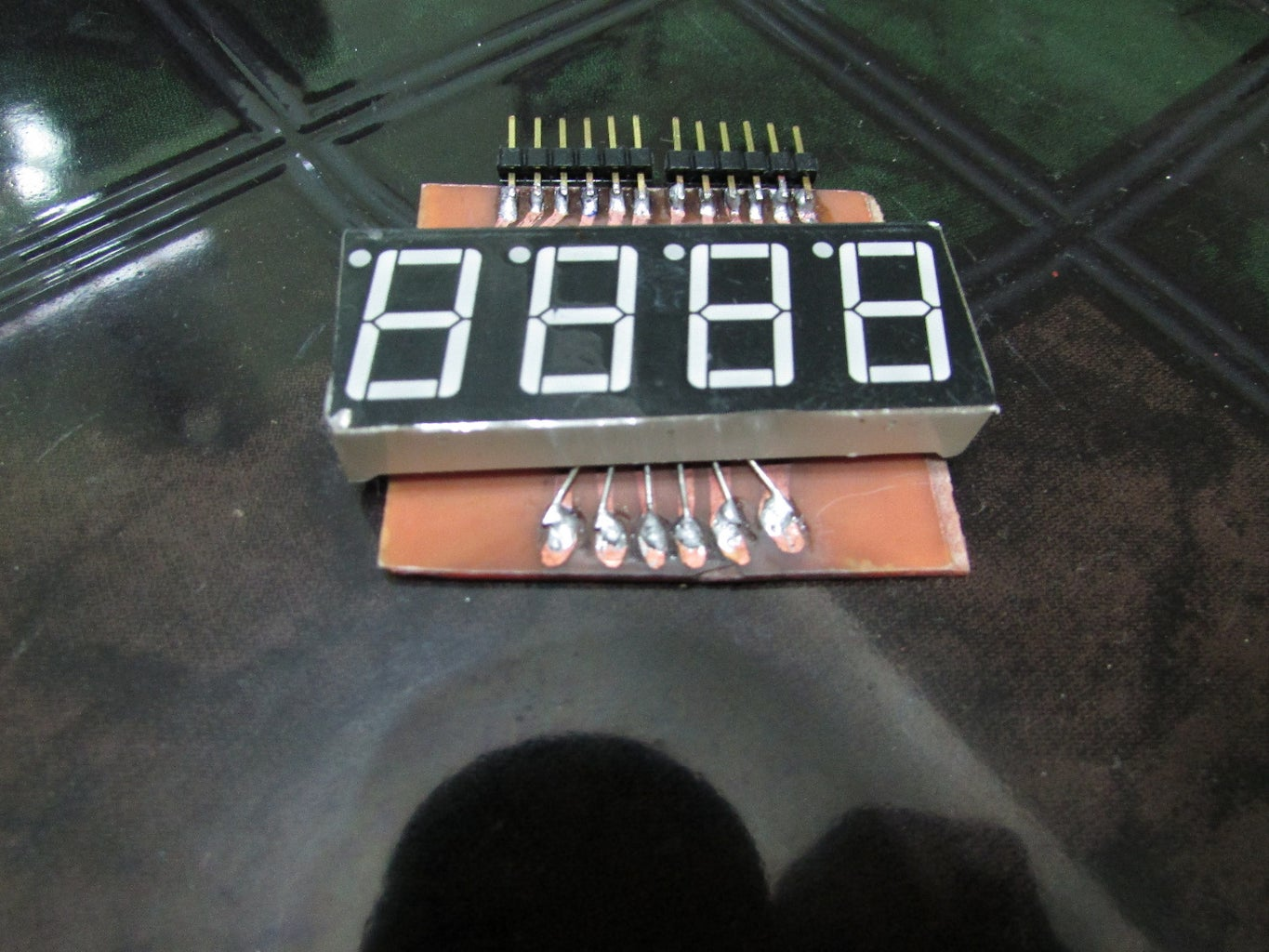 Soldering Componets Togather