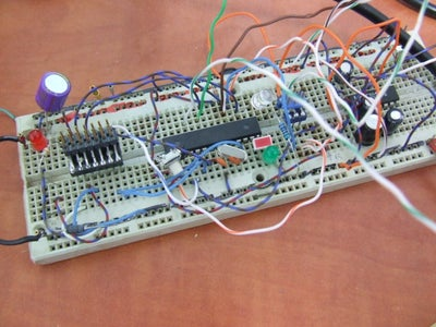 Bread Board Arduino