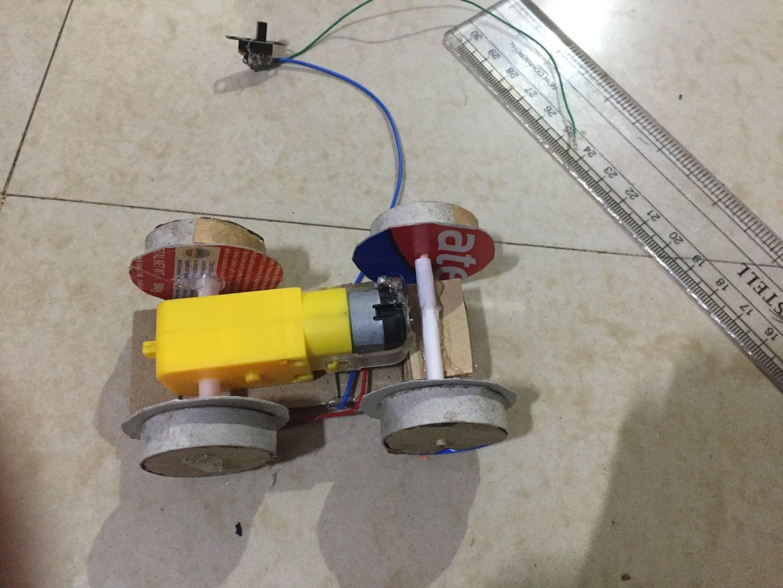 The Motorized Mechanism