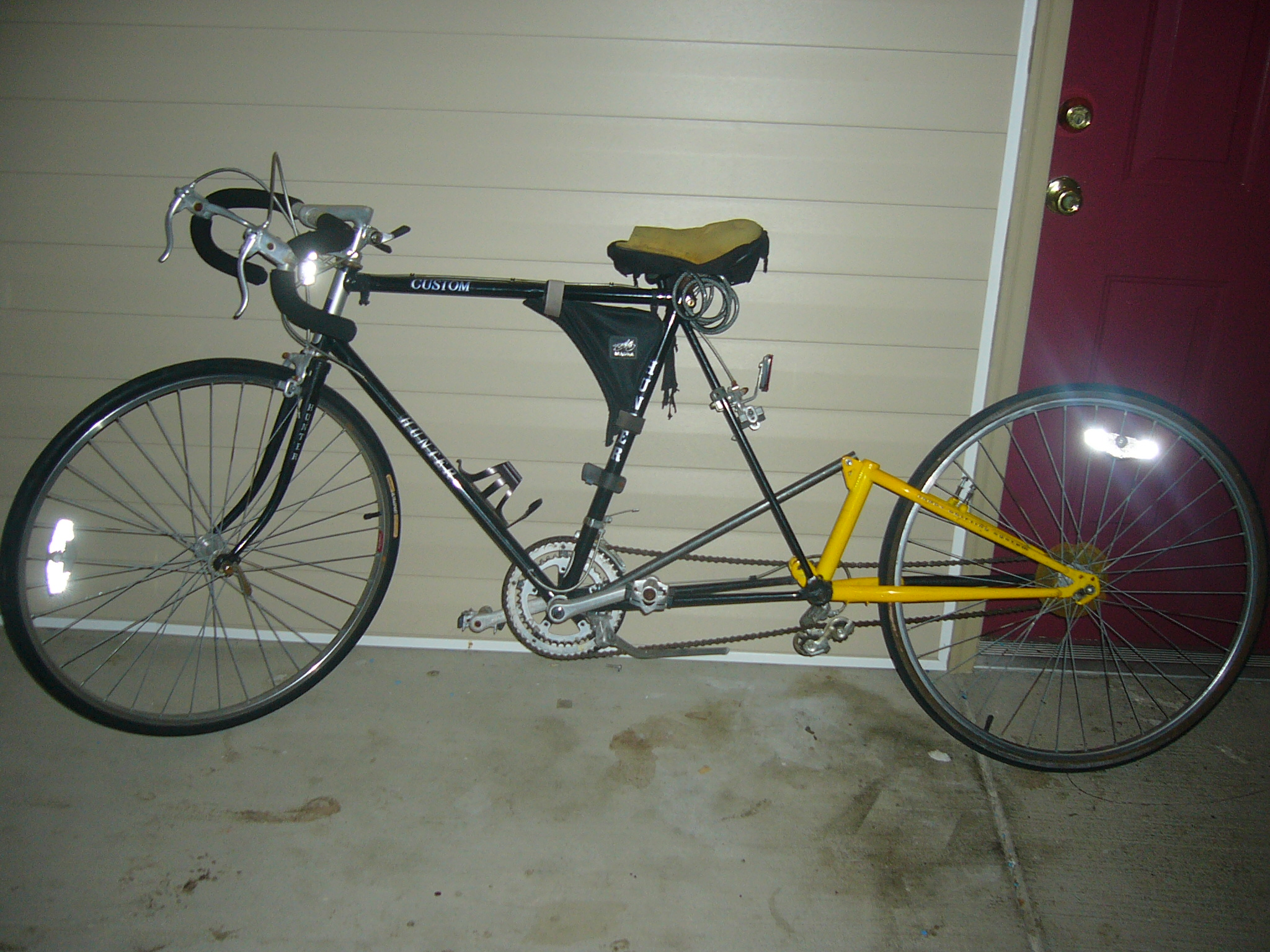 Homemade Sport Utility Bike (SUB)