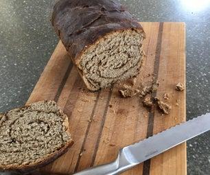 Molasses Raisin Bread