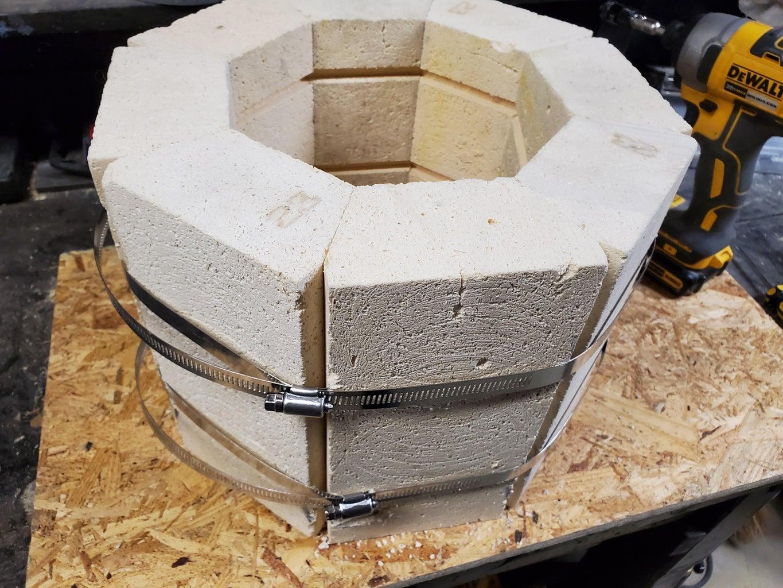 Binding the Bricks