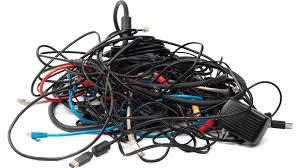Laptop Cable Management