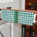 Very Bright Bike Light Using Custom Light Panel PCBs