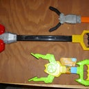 Converting a toy claw/gripper into servo controlled