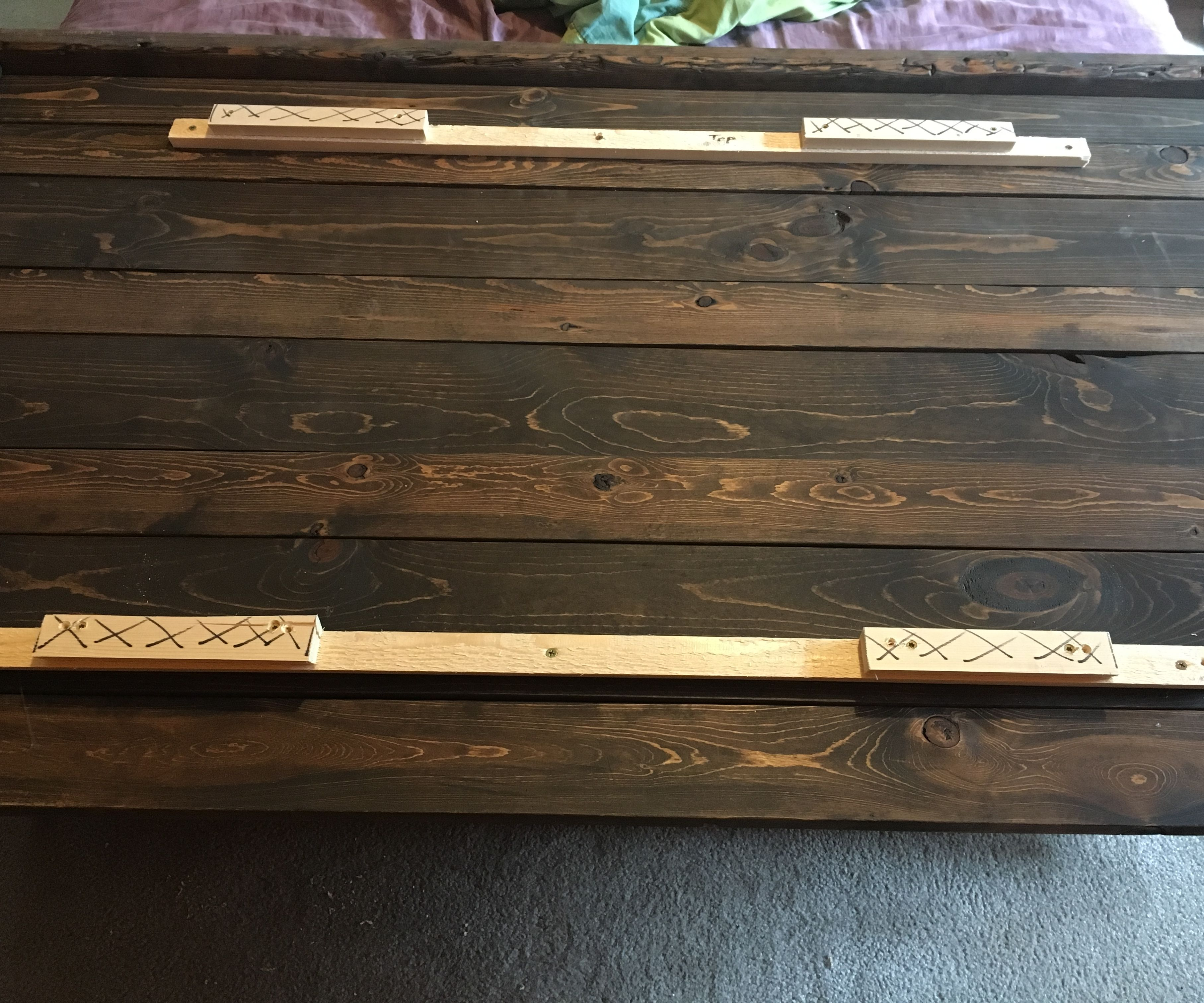 Mount a Headboard With a French Cleat