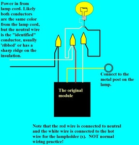 Wiring the Switch - READ THE INSTRUCTIONS