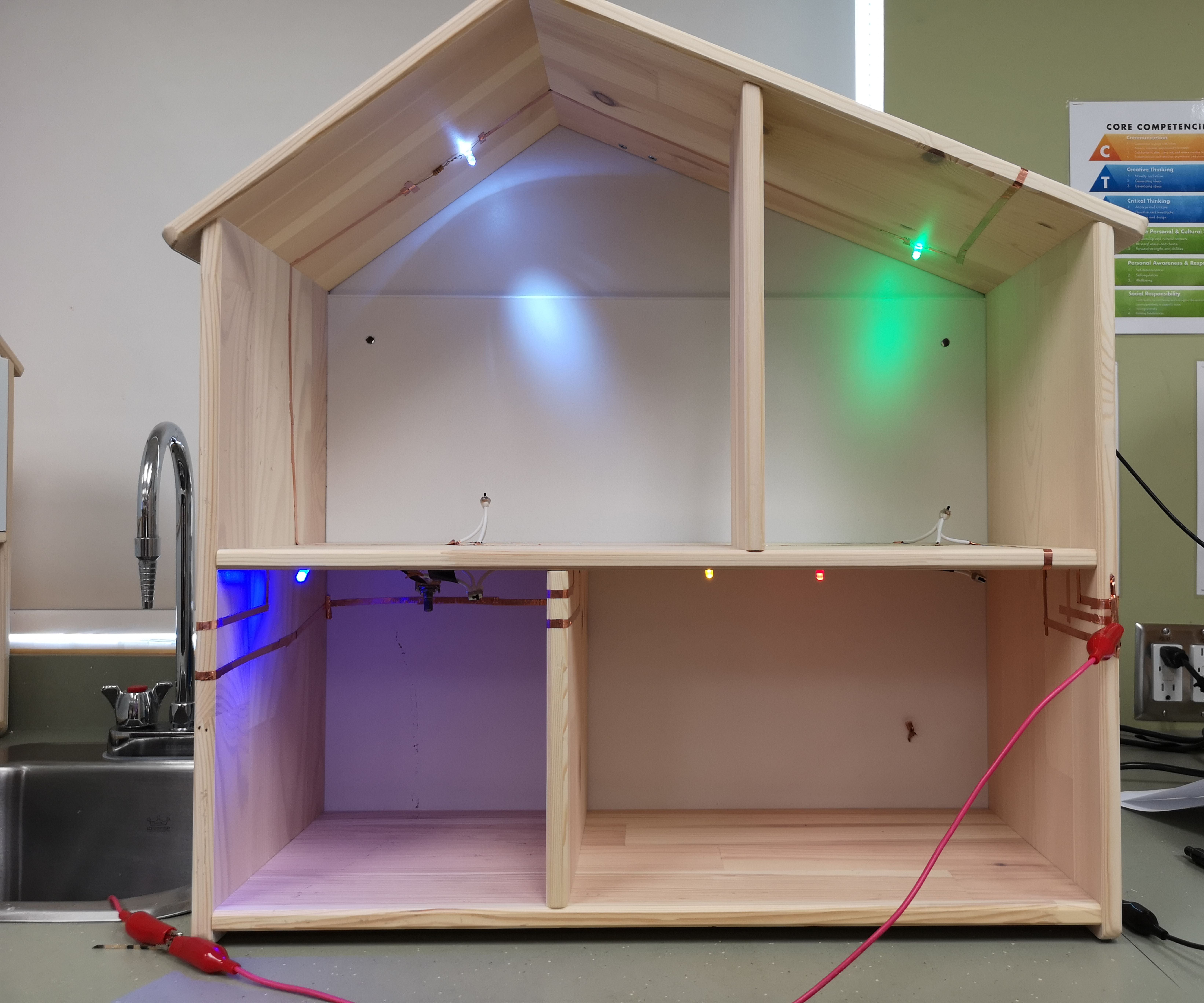 Wiring a Doll House: an Electricity Unit Final Task : 3 Steps -  InstructablesInstructables