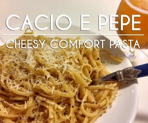 Cacio E Pepe - Cheesy Comfort Pasta