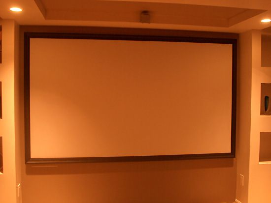 DIY Home Theater Screen in 10 Steps