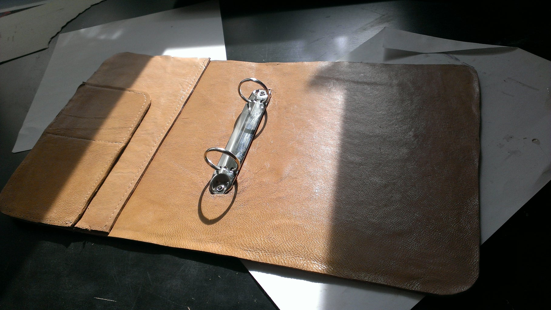 Finishing Journal-book
