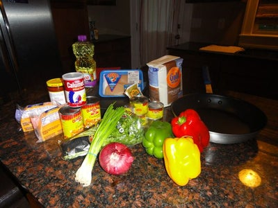Ingredients (go Shopping)
