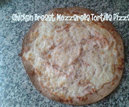 Tortilla Magerita Pizza Recipe