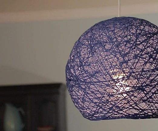 Yarn Lantern
