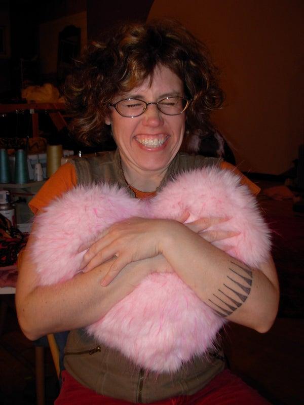 Big Warm Fuzzy Secret Heart