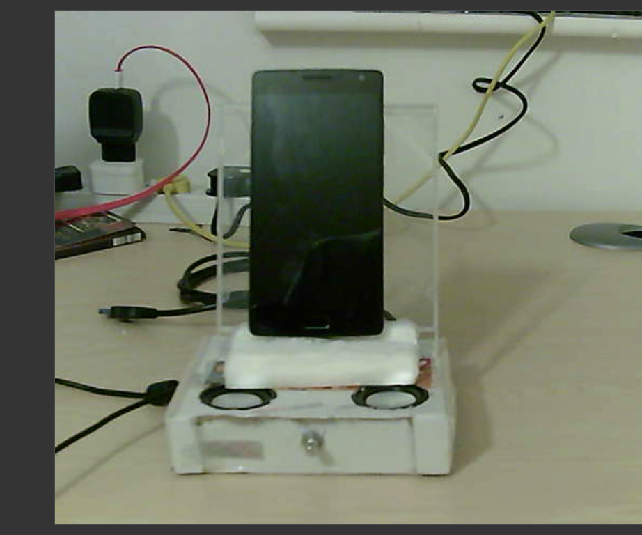 DIY Charging Speaker Dock With Remote For Android And Windows Devices