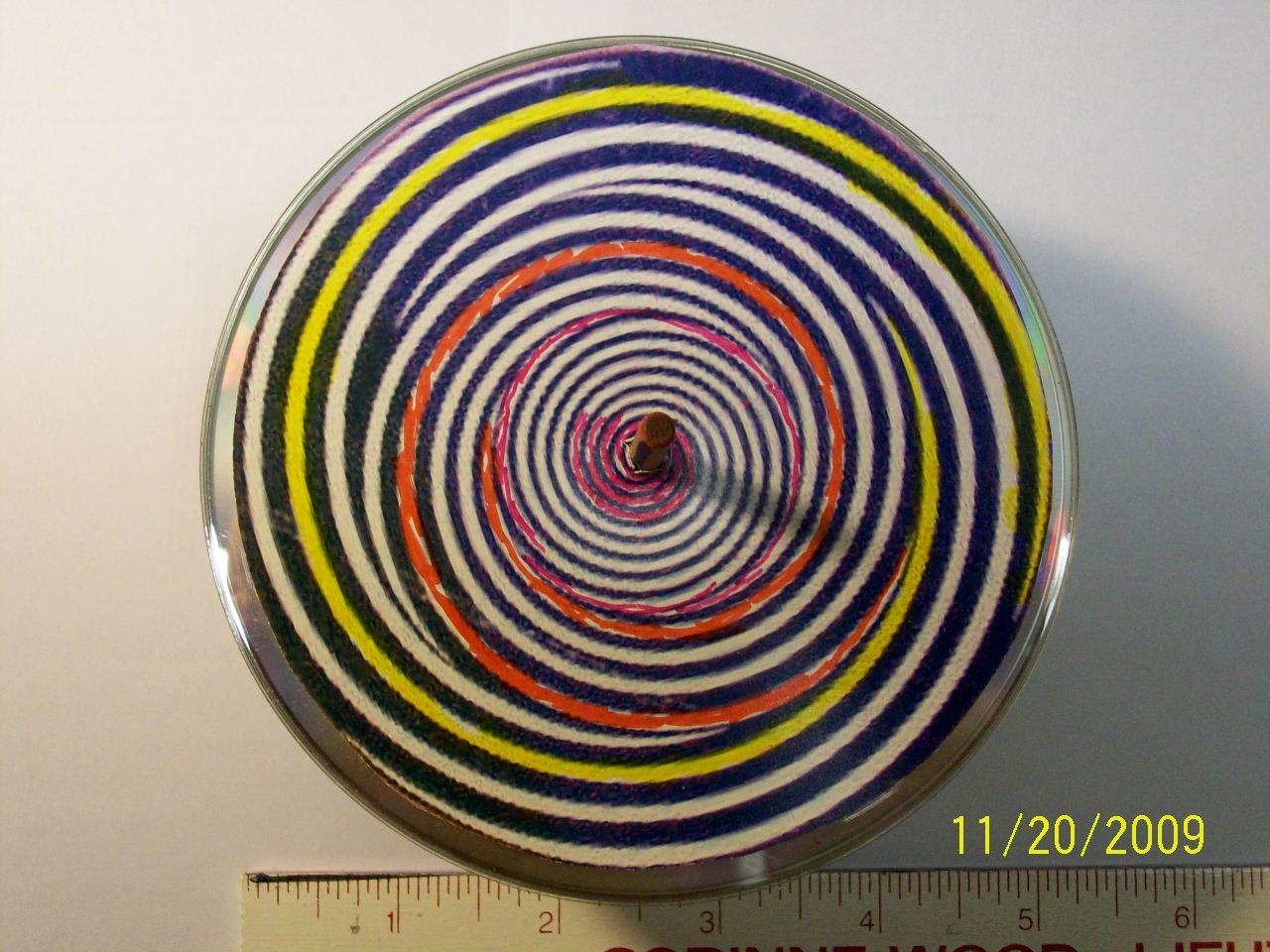 HYPNO-DISC SPINNER