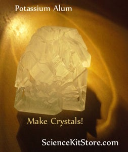 Crystal Growth Project
