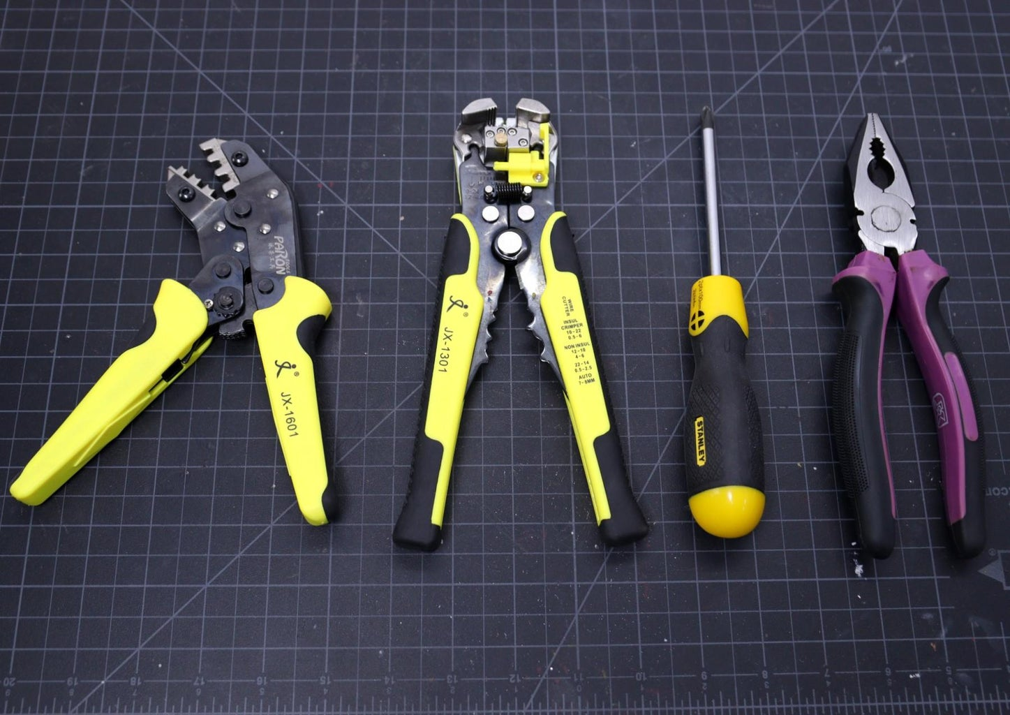 Gather the Components and Tools