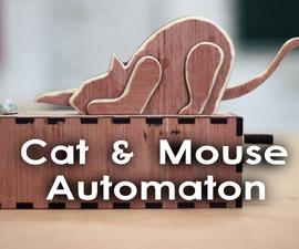 Cat&Mouse  -  Automaton