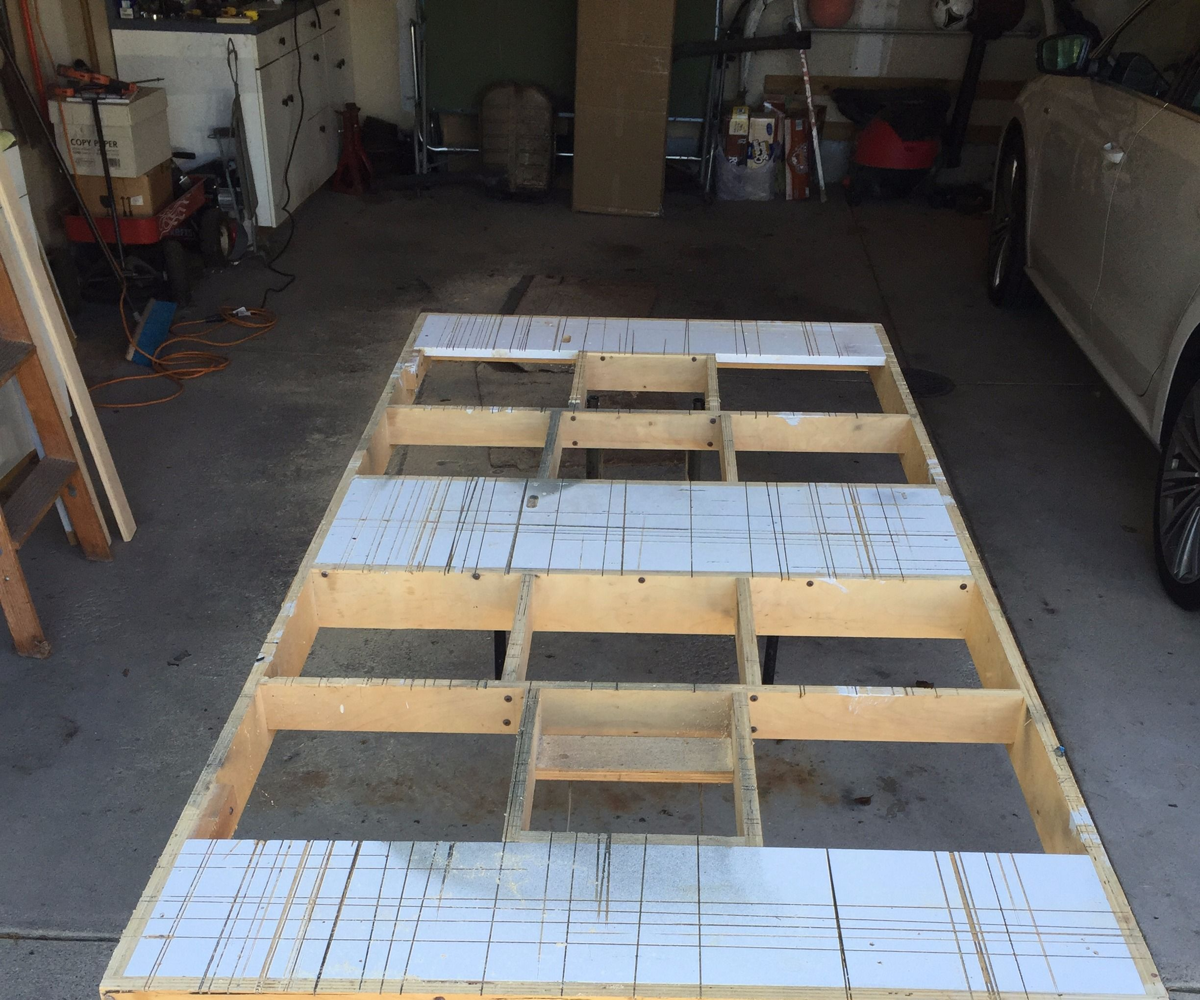 No Table Saw?  No Problem!  Build a Portable Cutting Table and Use Your Circular Saw
