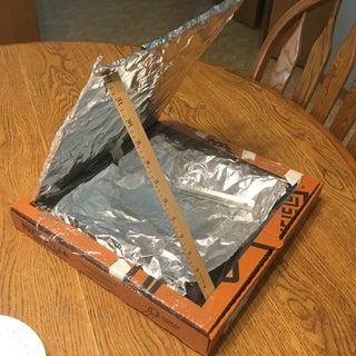 Pizza Solar Oven