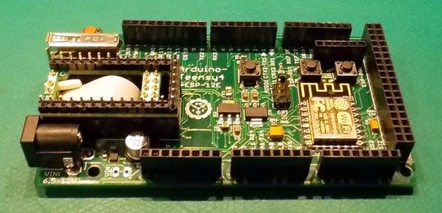Complete Installation - Install Barrel Jack, USB and Molex Connectors