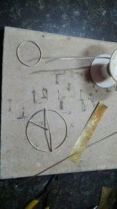 Brass Windmill