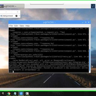Set Up Telegram Bot on Raspberry Pi