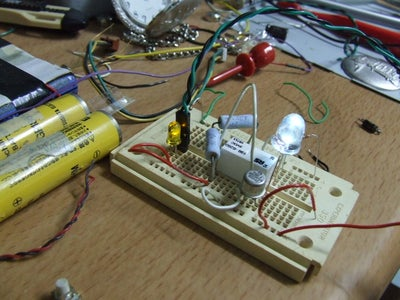 Li-Ion Battery Capacity Tester (Lithium Power Tester)