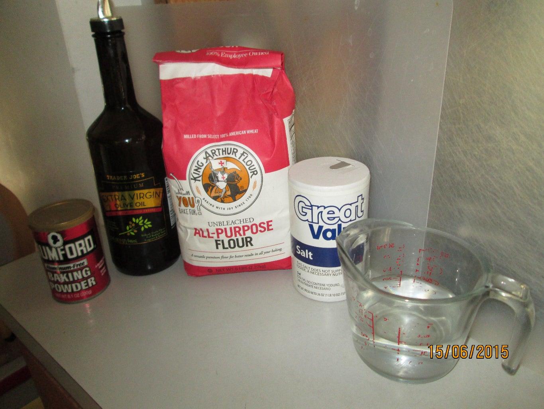 Step 1 - Gather Ingredients.