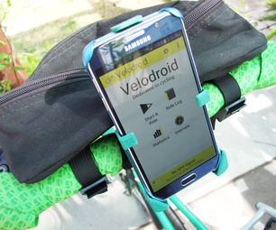 Cell Phone Bike Cradle for Galaxy S Series