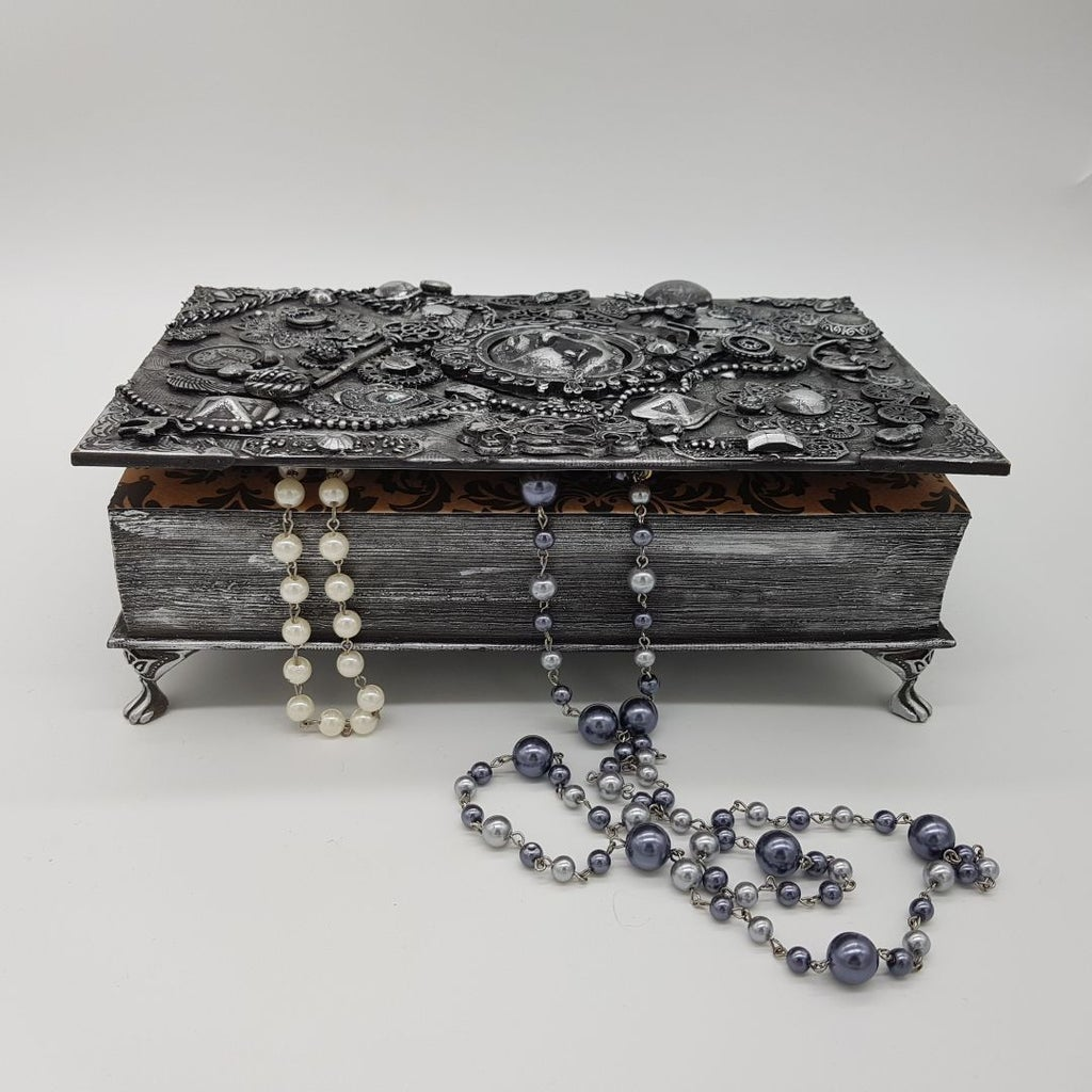 Complete Jewellery Box