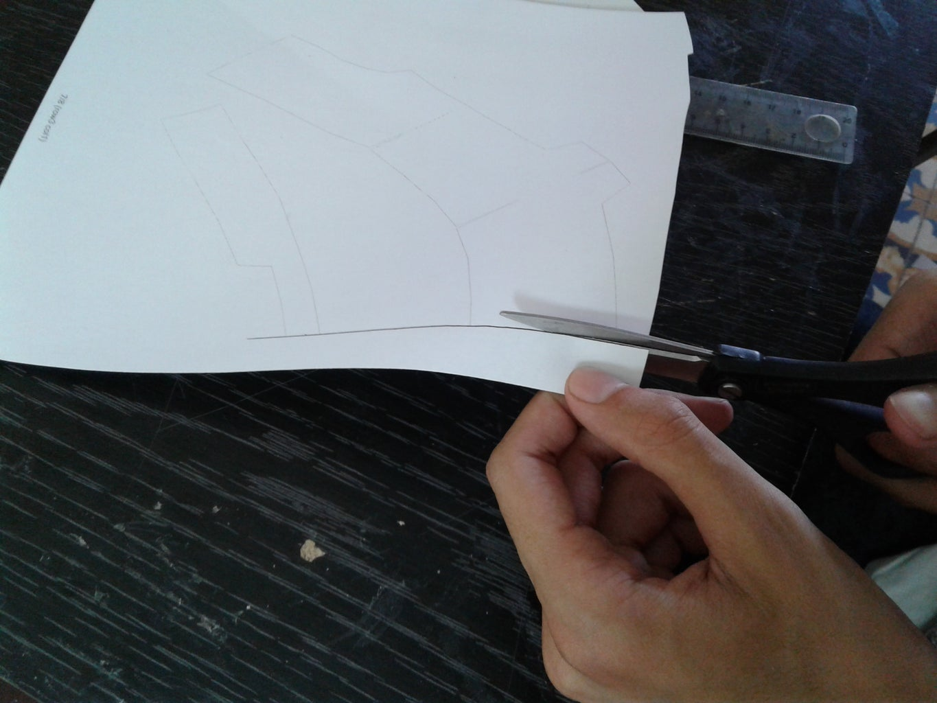 Cutting the Parts (3)