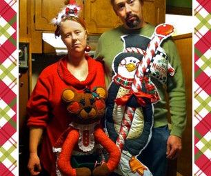 Make an Awkward Family Christmas Card