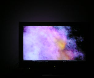 TV Dynamic Ambient Lighting