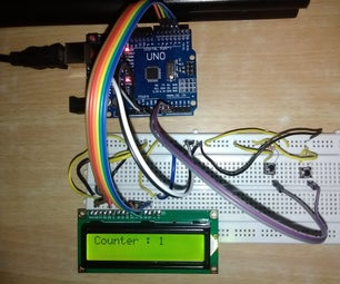 Up Down Counter Using Arduino